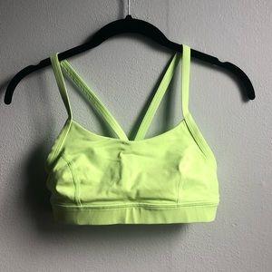 lululemon running bra size 4